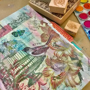 Junk Journal Cover Ideas