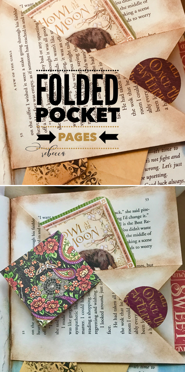 Folded Pocket Pages PIN