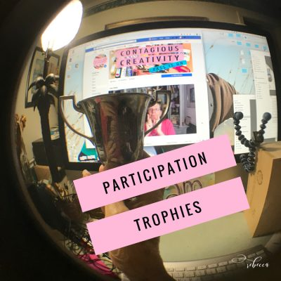 Participation Trophies for Artists!