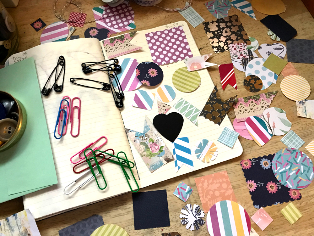 Bits and Bobs for Collage Making