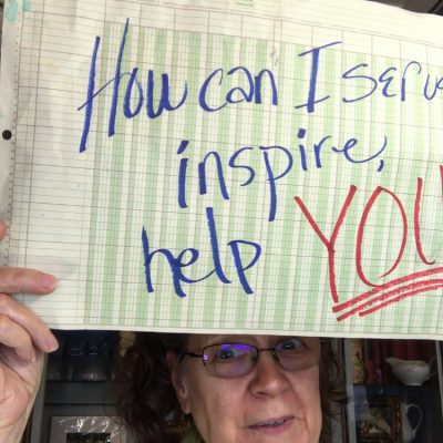 How can I Inspire You Today? Sunday Inspiration Chat