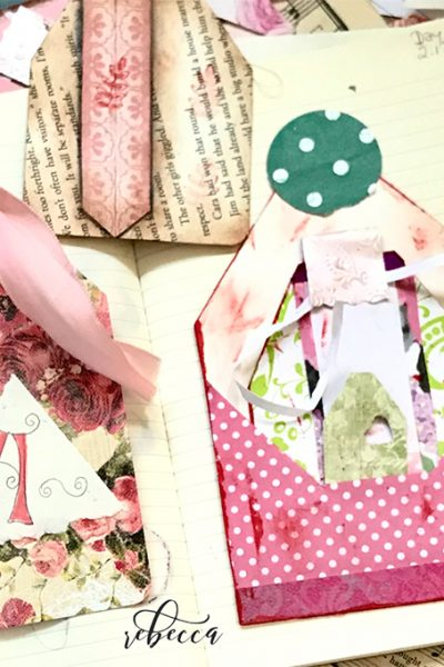 How to Make Fat Juicy Tags from Scraps Feature
