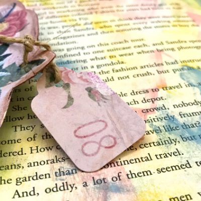 How to Make 3 Tiny Tags for Junk Journals and Altered Books!
