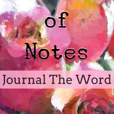 Do you Bible Journal?